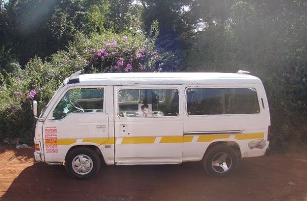 Matatu - Karen - Nairobi - Kenya