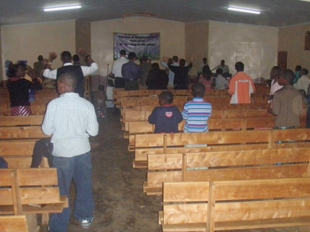 Church - Karen - Nairobi - Kenya