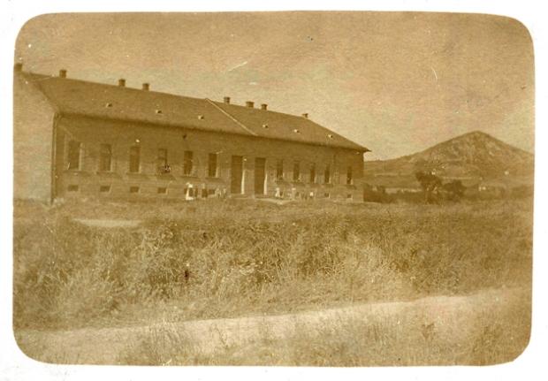 Villányi út 44. Köz-Hely - a régi ház