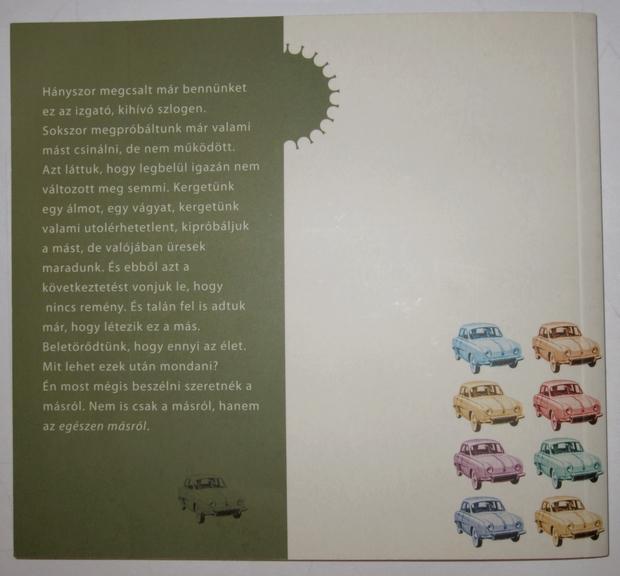 Lovas András: Mozdulj rá: ez más! - című könyve a Koinónia Kiadó gondozásában jelent meg