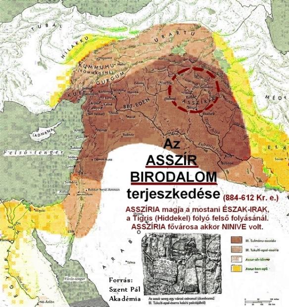 Asszír birodalom