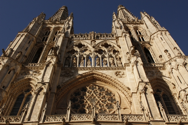 Burgos, katedrális