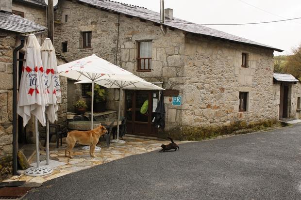 A galiciai farmon zajlik az élet