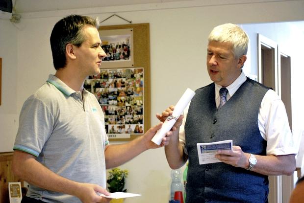 Dr. Kováts György és TSP