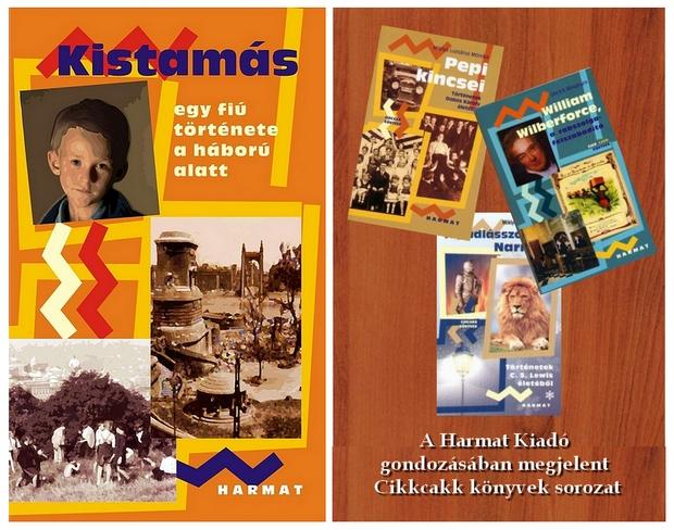A Kistamás a Harmat Kiadó 2005-ben megjelent ifjúsági regénye