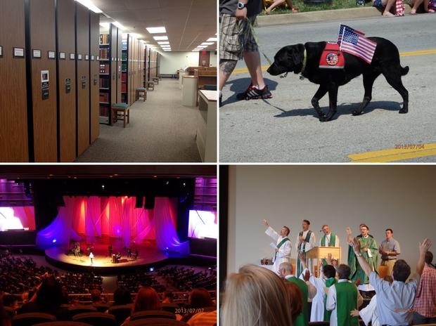 Norbi élvezetes beszámolval készült az amerikai, Wheaton-i élményeiről