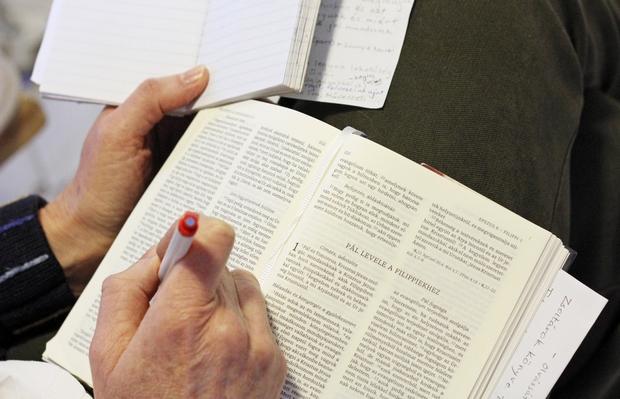 Jön a Filippi levél tanítása!