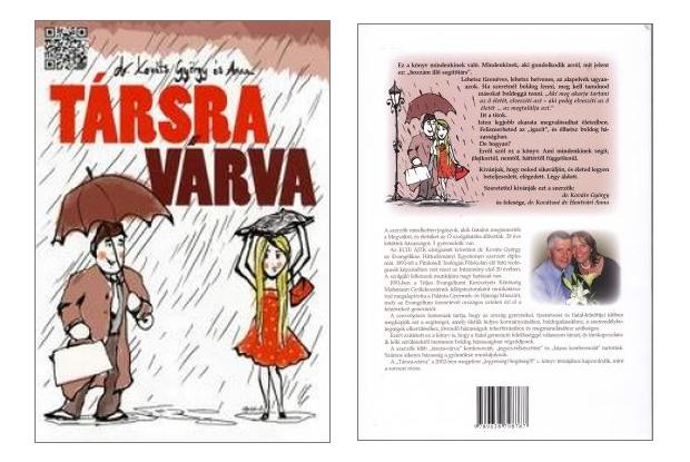 A 2013-ban megjelent könyv a Jegyesség! Segítség!!! című könyv témájához kapcsolódik