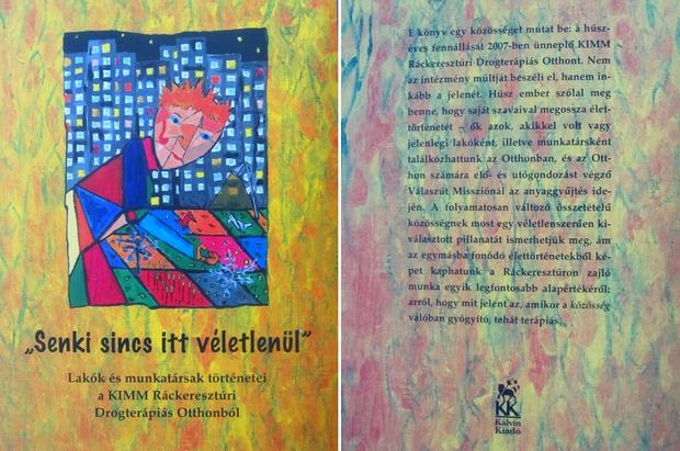 """A borítón Orsolics Zoltán Zénó """"A magvető"""" címe festménye látható"""