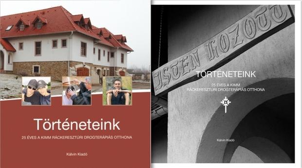 A Kálvin Kiadónál 2012-ben jelent meg a kiadvány