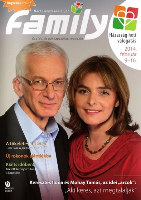 A Harmat Kiadó ingyenes Family különszámmal készült