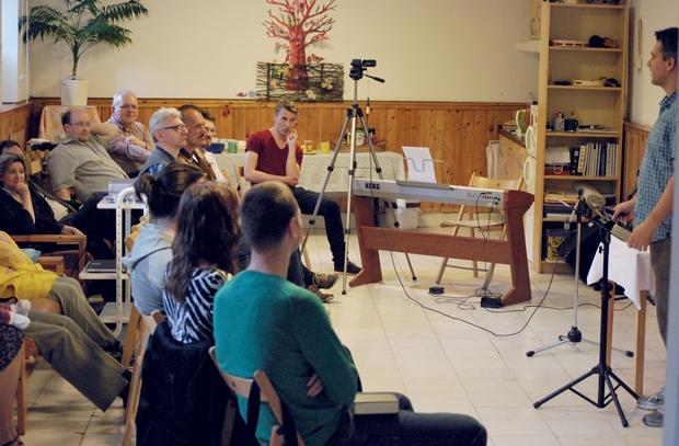Közös istentiszteletet tartottunk a Názáreti Egyházzal