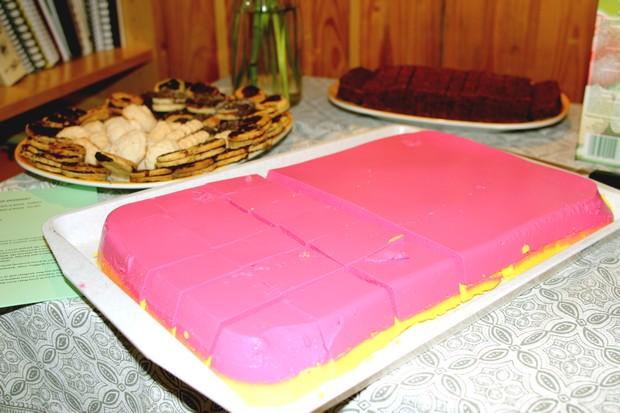 A legutóbbi női alkalmon ennek a finom nyári édességnek elkészítését ismerhették meg a hölgyek.