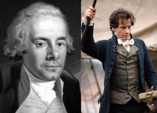 William Wilberforce szerepében Ioan Gruffuddot láthatjuk.
