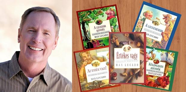 Max Lucado gyermekkönyvei