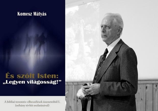 Komesz Mátyás könyvét a PTF adta ki
