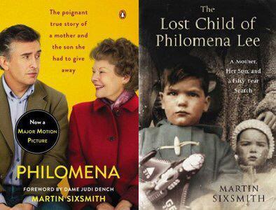 Philomena Lee története filmen és könyvben