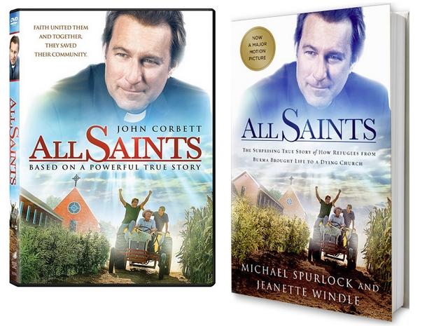 All saints könyv es DVD mindszentek