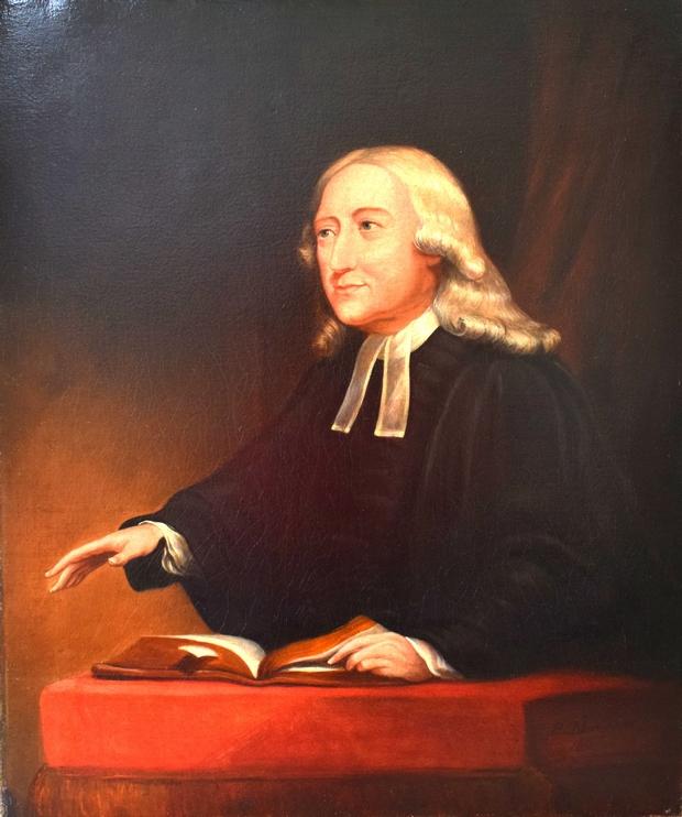 Wesley portre